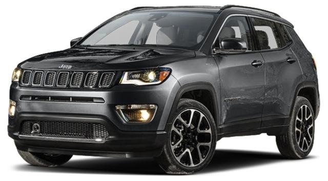 2017 Jeep New Compass Detroit Lakes, MN 3C4NJDBB7HT623977