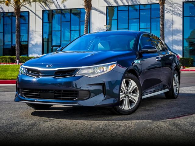 2017 Kia Optima Hybrid Laredo, TX KNAGU4LE2H5012051