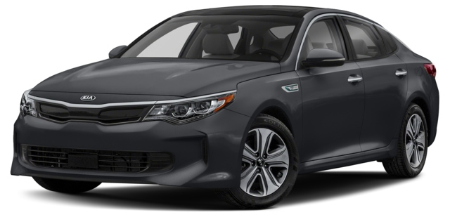 2017 Kia Optima Hybrid Hollywood, FL KNAGU4LCXH5005248