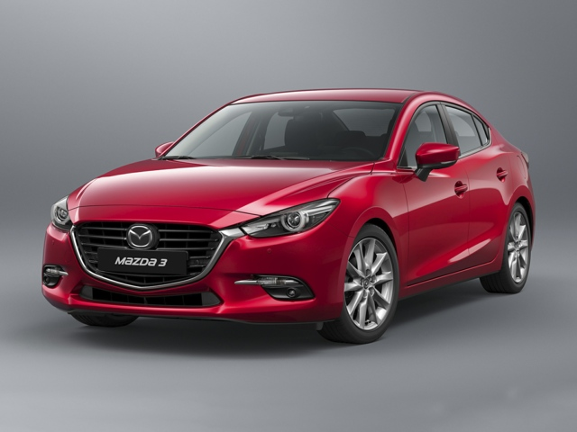2018 Mazda Mazda3 Manchester, NH 3MZBN1V38JM172968