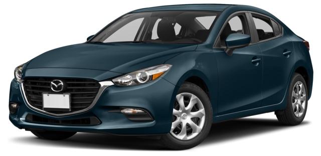 2017 Mazda Mazda3 Wakefield, RI 3MZBN1U77HM134758
