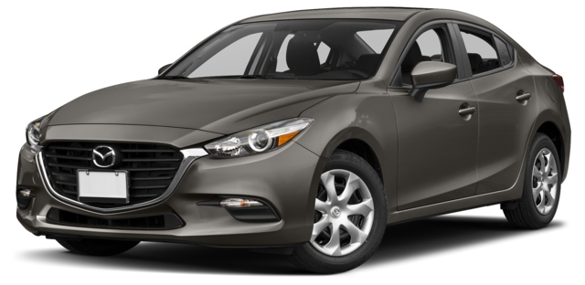 2017 Mazda Mazda3 Morrow,GA 3MZBN1U77HM125784