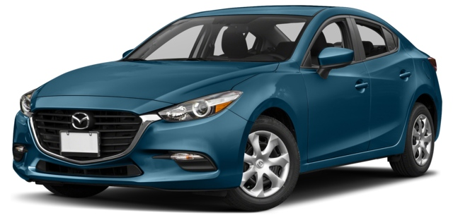 2017 Mazda Mazda3 Morrow,GA 3MZBN1U75HM108806