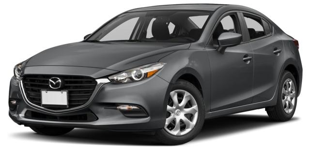 2017 Mazda Mazda3 Morrow,GA 3MZBN1U79HM126404
