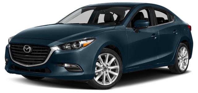 2017 Mazda Mazda3 Wakefield, RI JM1BN1V71H1142319