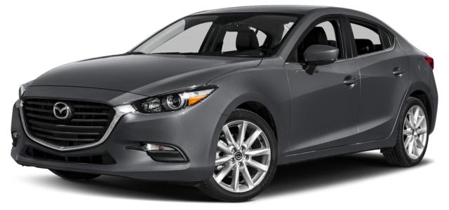 2017 Mazda Mazda3 Morrow,GA JM1BN1V73H1128163
