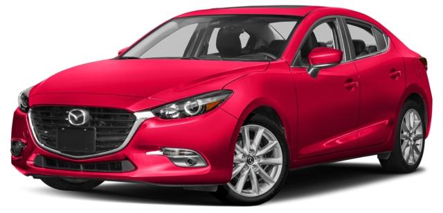 2017 Mazda Mazda3 Wakefield, RI JM1BN1W38H1149327