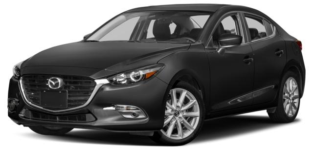 2017 Mazda Mazda3 Morrow,GA 3MZBN1W33HM126165