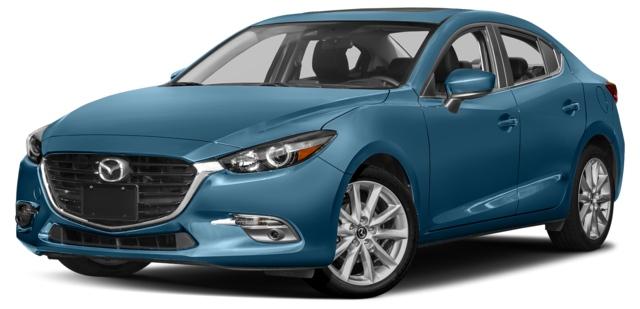 2017 Mazda Mazda3 Wakefield, RI JM1BN1W34H1126207