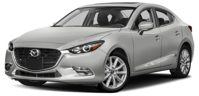 2017 Mazda Mazda3 Wakefield, RI JM1BN1W32H1130322