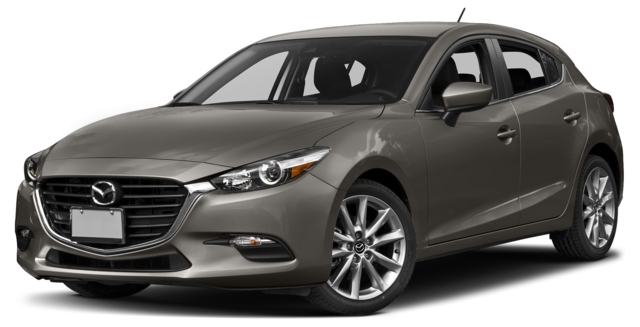 2017 Mazda Mazda3 Morrow,GA JM1BN1L74H1128482