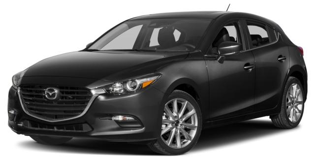 2017 Mazda Mazda3 Wakefield, RI 3MZBN1L3XHM155943
