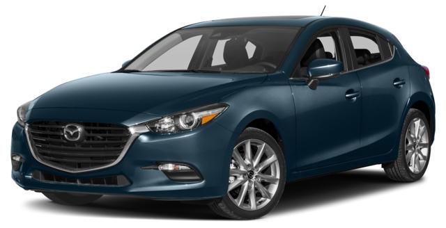 2017 Mazda Mazda3 Wakefield, RI 3MZBN1L37HM133009