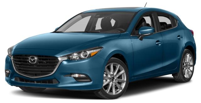 2017 Mazda Mazda3 Wakefield, RI 3MZBN1L3XHM132789