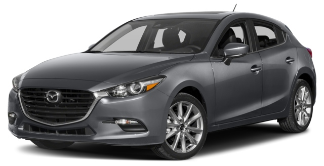 2017 Mazda Mazda3 Wakefield, RI 3MZBN1L36HM146995