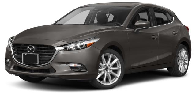 2017 Mazda Mazda3 Wakefield, RI JM1BN1M38H1143305