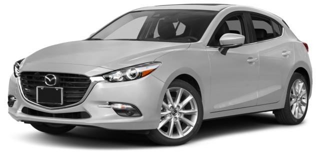 2017 Mazda Mazda3 Wakefield, RI 3MZBN1M3XHM132600