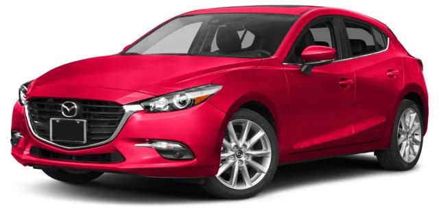 2017 Mazda Mazda3 Wakefield, RI 3MZBN1M36HM147627