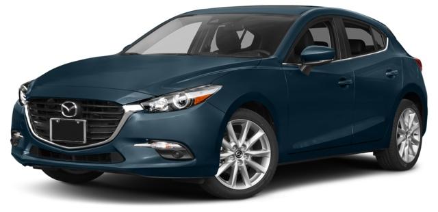 2017 Mazda Mazda3 Wakefield, RI 3MZBN1M30HM138552