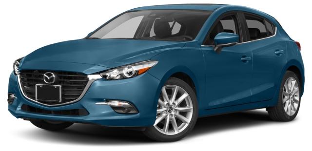 2017 Mazda Mazda3 Morrow,GA 3MZBN1M37HM127967