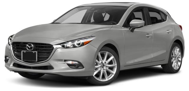 2017 Mazda Mazda3 Wakefield, RI 3MZBN1M3XHM132337