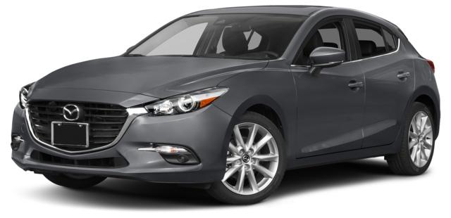 2017 Mazda Mazda3 Wakefield, RI 3MZBN1M34HM135783