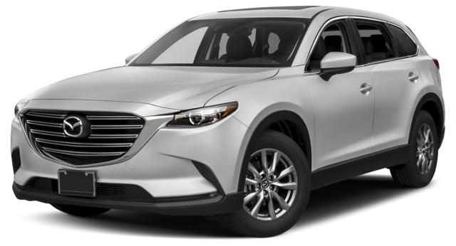 2017 Mazda CX-9 Morrow,GA JM3TCACY3H0135665