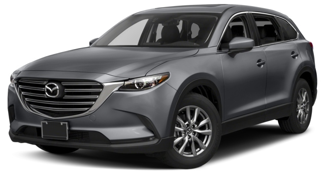 2017 Mazda CX-9 Morrow,GA JM3TCACY3H0135357