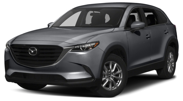 2017 Mazda CX-9 Wakefield, RI JM3TCBBY5H0138574