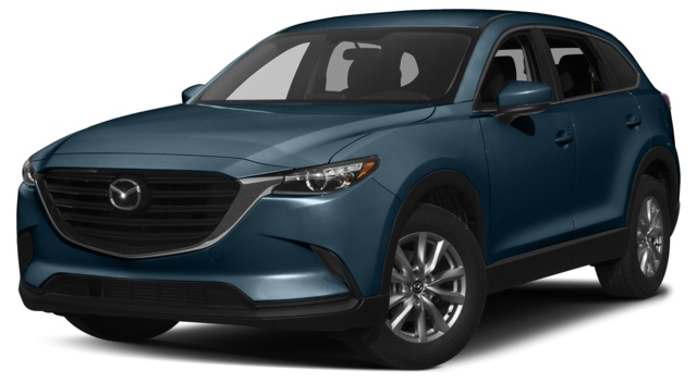 2017 Mazda CX-9 Wakefield, RI JM3TCBBY3H0140565