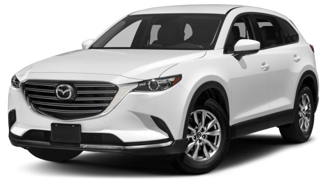 2017 Mazda CX-9 Wakefield, RI JM3TCBCY0H0129697