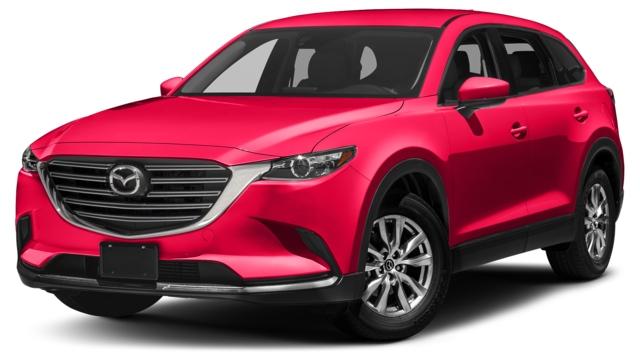 2017 Mazda CX-9 Wakefield, RI JM3TCBCY9H0133599