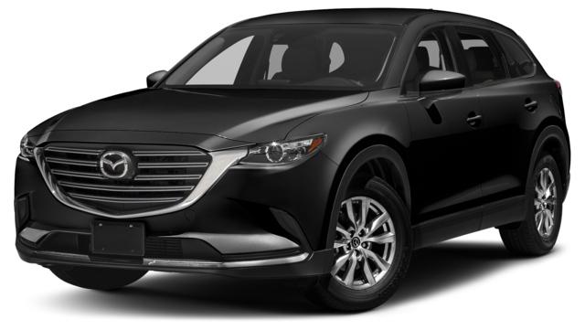 2017 Mazda CX-9 Wakefield, RI JM3TCBCY6H0130207