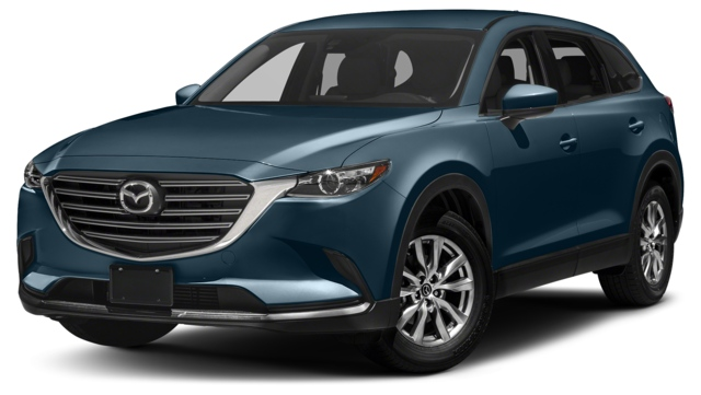 2017 Mazda CX-9 Wakefield, RI JM3TCBCY2H0132536