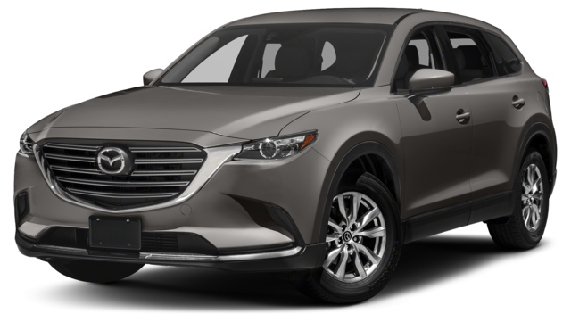2017 Mazda CX-9 Wakefield, RI JM3TCBCY3H0133226
