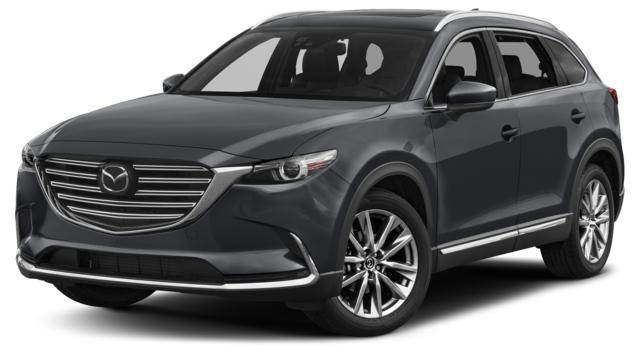 2017 Mazda CX-9 Wakefield, RI JM3TCBEY8H0133624