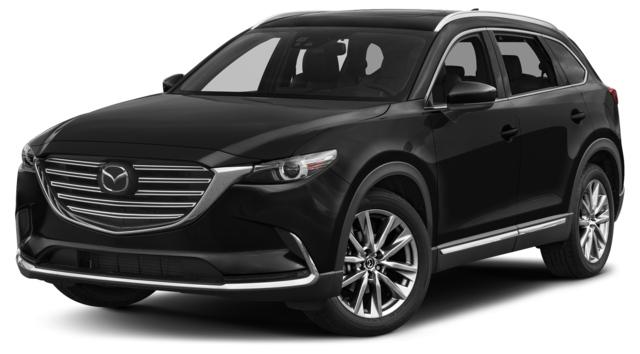 2017 Mazda CX-9 Wakefield, RI JM3TCBEY3H0135300