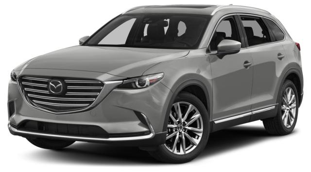 2017 Mazda CX-9 Morrow,GA JM3TCBEY5H0135816
