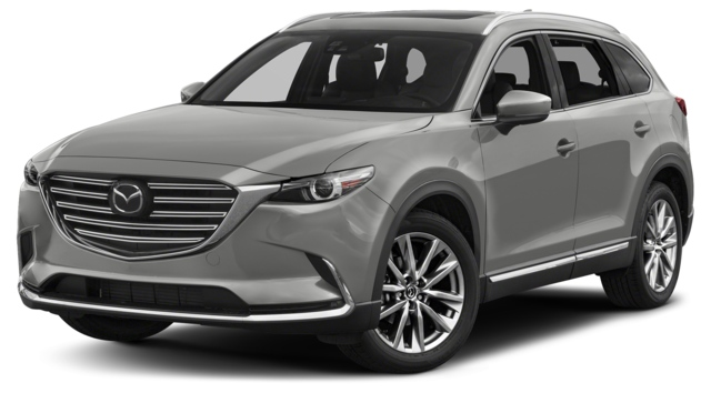 2017 Mazda CX-9 Morrow,GA JM3TCBEYXH0135892