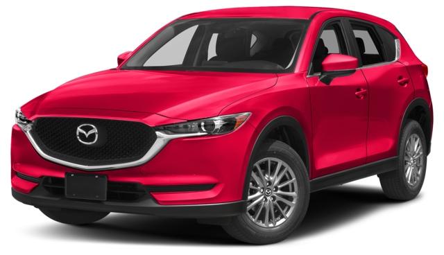 2017 Mazda CX-5 Morrow,GA JM3KFABL2H0125086