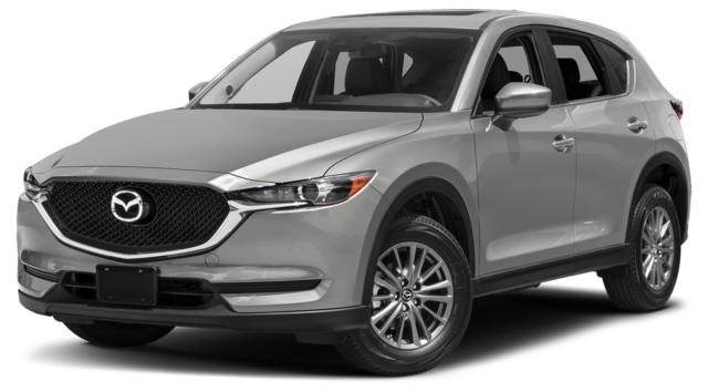 2017 Mazda CX-5 Morrow,GA JM3KFACL3H0137830
