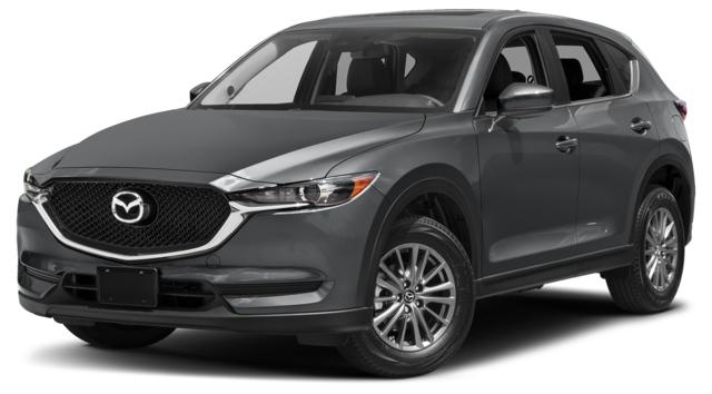 2017 Mazda CX-5 Morrow,GA JM3KFACL0H0108320