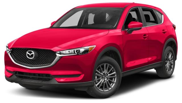 2017 Mazda CX-5 Wakefield, RI JM3KFBBLXH0102984