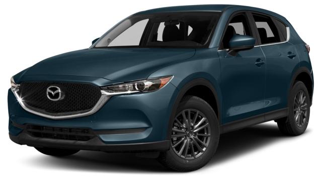 2017 Mazda CX-5 Wakefield, RI JM3KFBCL5H0143621