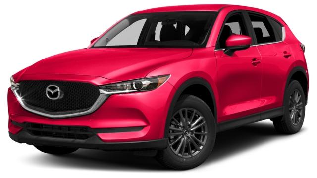 2017 Mazda CX-5 Wakefield, RI JM3KFBCL2H0144113