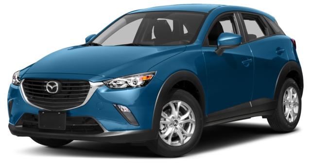 2017 Mazda CX-3 Morrow,GA JM1DKDB71H0162308