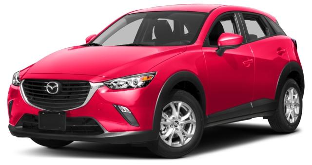 2017 Mazda CX-3 Morrow,GA JM1DKDB72H0159272