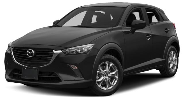 2017 Mazda CX-3 Wakefield, RI JM1DKFB75H0173985