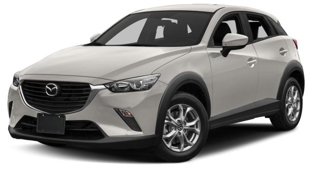2017 Mazda CX-3 Wakefield, RI JM1DKFB78H0160020