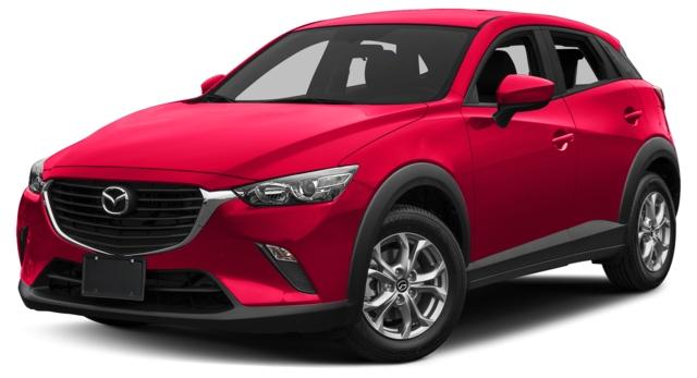 2017 Mazda CX-3 Wakefield, RI JM1DKFB73H0171619